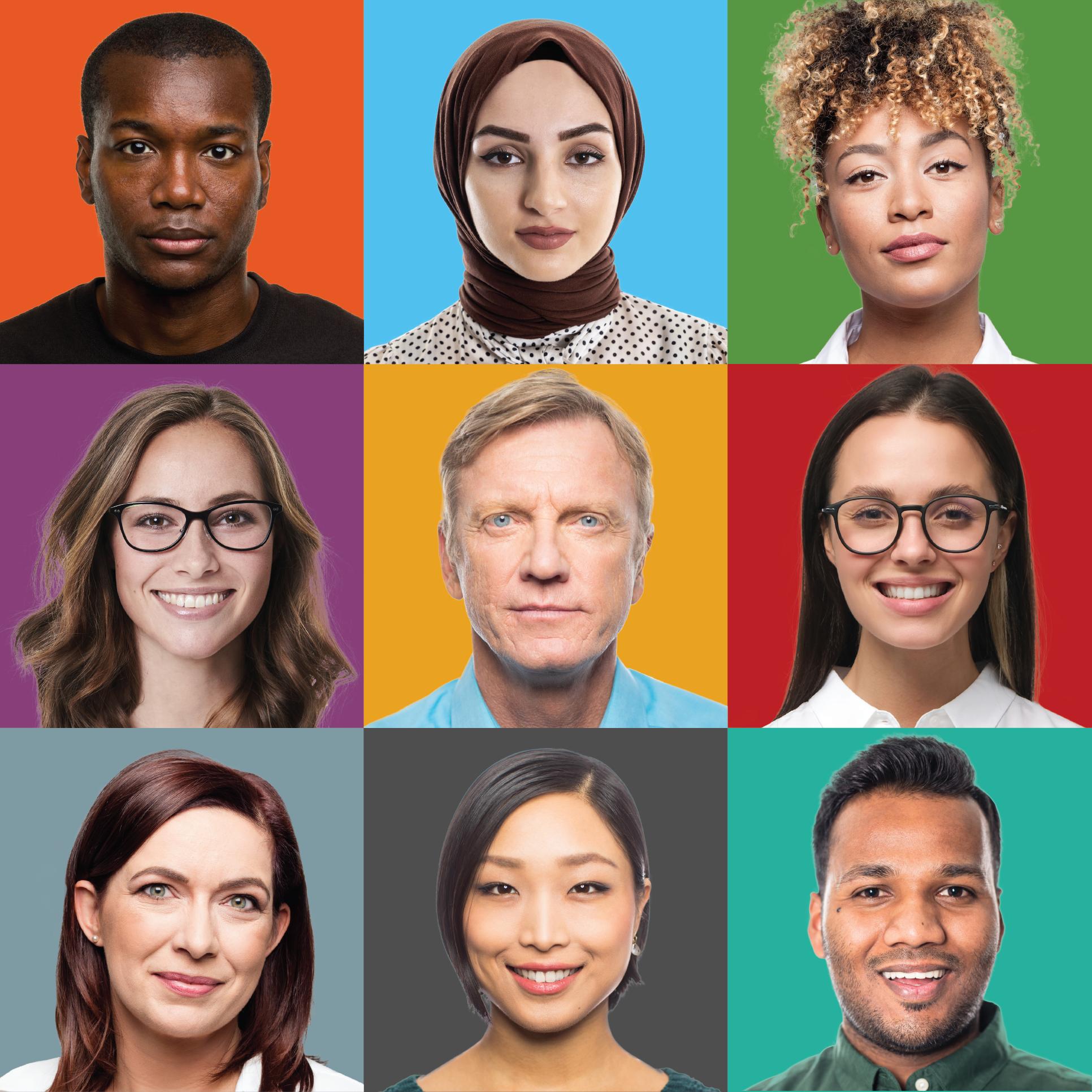 Faces grid campaign landing page (1)